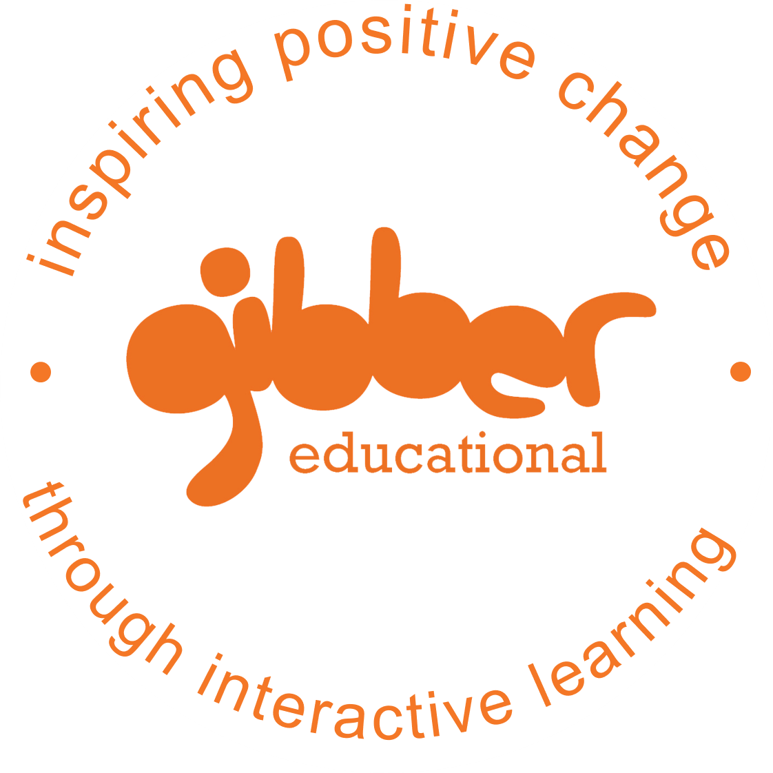 Gibber - inspiring positive change through interactive learning