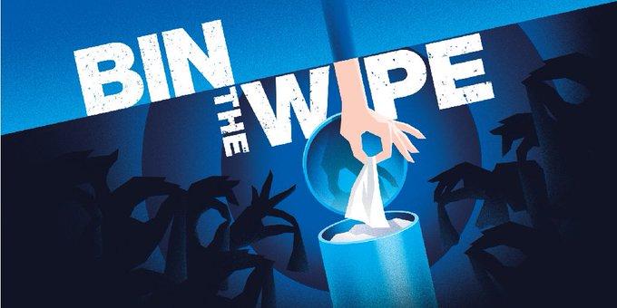 Bin The Wipe