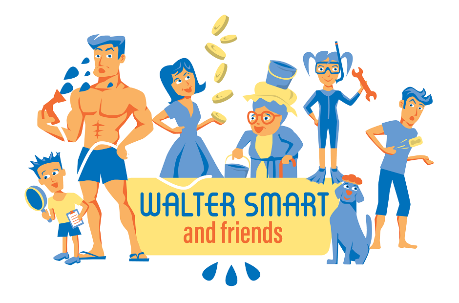 Walter Smart and Friends